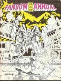 Fandom Annual, first issue.