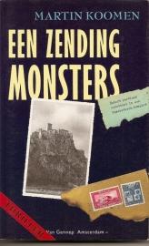 """Koomen, Martin: """"Een zending monsters""""."""