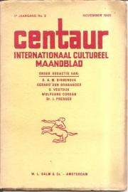 Centaur: internationaal cultureel maandblad (méér nummers aanwezig)