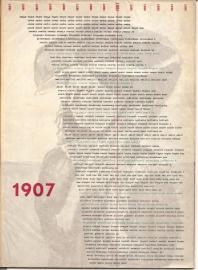 Catalogus Stedelijk Museum 176: Europa 1907.