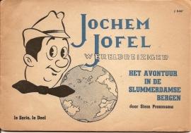 """Jochem Jofel: """"Het Avontuur in de Slummerdamse Bergen""""."""