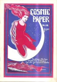 Cosmic Paper no. 12  (1975) (= laatste nummer)