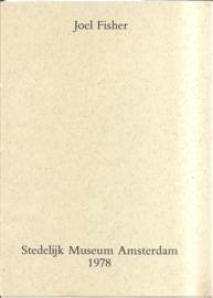 Catalogus Stedelijk Museum 639: Joel Fisher
