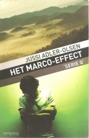 """Adler-Olsen, Jussi: """"Het Marco-effect""""."""