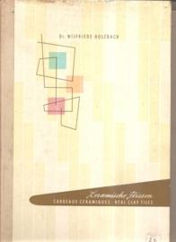 "Holzbach, Dr. Wilfriede: ""Keramische Fliesen"""