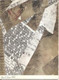 Catalogus Stedelijk Museum 152: Kurt Schwitters