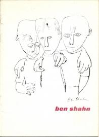 Catalogus Stedelijk Museum 285: Ben Shahn.