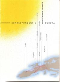 Catalogus Stedelijk Museum 710: Correspondentie Europa