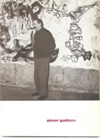 "Catalogus Stedelijk Museum 241: ""Pinot Gallizio""."