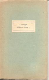 Speciaal voor U 1953