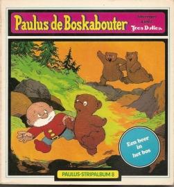 """Paulus de Boskabouter: """"Een beer in het bos"""""""