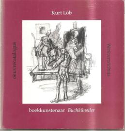 Löb, Kurt: boekkunstenaar Buchkünstler