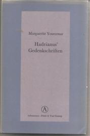 Yourcenar, Marguerite: Hadrianus' gedenkschriften