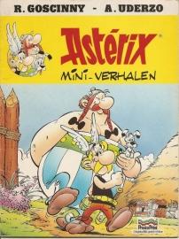 Asterix mini-verhalen.