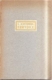 Achterberg, Gerrit: Eurydice