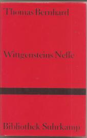 Bernhard, Thomas: Wittgensteins Neffe