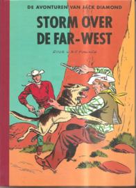 Rijperman-uitgaven: Storm over de Far-West
