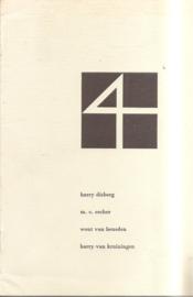 Escher, Disberg, van Heusden, van Kruiningen: 4