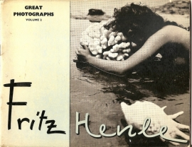 Henle, Fritz: Great Photographs volume 2 (gereserveerd)