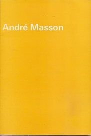 Catalogus Stedelijk Museum 363: Andre Masson.