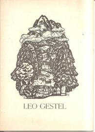 Catalogus Stedelijk Museum zonder nummer: Leo Gestel