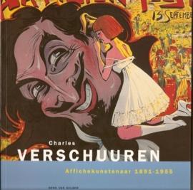 Verschuren, Charles affichekunstenaar 1891-1955.
