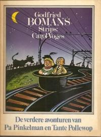 """Bomans, Godfried: """"De verdere avonturen van Pa Pinkelman en Tante Pollewop""""."""