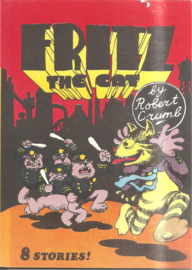 Fritz the Cat 8 stories!