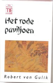 Gulik, Robert van: Het rode paviljoen