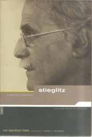 "Davidson Lowe, Sue: ""Stieglitz / biography""."