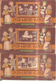 Hulst, W.G. van de: Inde Goude Gaper, eerste deel A, B en C.