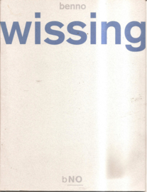 Catalogus Stedelijk Museum (zonder nummer): Benno Wissing