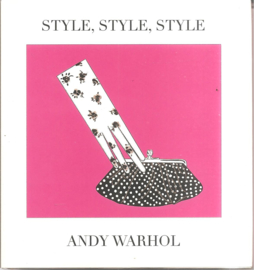 Warhol, Andy.: Style, Style, Style