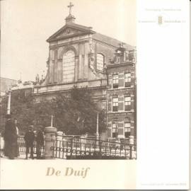 """Vereniging van Vrienden van Stadsherstel Amsterdam: """"De Duif""""."""