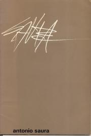 Catalogus Stedelijk Museum 358: Antonio Saura.