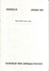 Speciaal voor Ons 29
