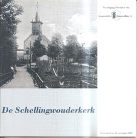 Vereniging Vrienden van Stadsherstel: De Schellingwouderkerk
