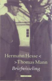 Hesse, Herman: Briefwisseing Hermann Hesse / Thomas Mann