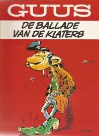Guus: De ballade van de Klaters. *