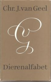 Geel, Chr. van: Dierenalbabet