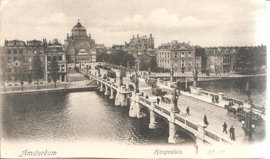 Amsterdam - Hoogesluis (1904)