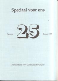 Speciaal voor Ons 25