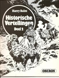 """Oberon Zwartwit Reeks 47: """"Historische Vertellingen deel 2""""."""