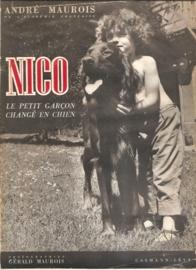 Maurois, André: Nico