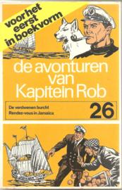 Kapitein Rob 26 (Skarabee)