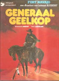 Blueberry:  Generaal Geelkop (hardcover)