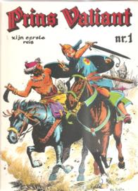 Prins Valiant: Zijn eerste reis (hc)