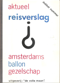 Amsterdams Ballon Gezelschap: Aktueel Reisverslag dubbel nummer