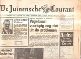 Juinensche Courant, de: 18 dec. 1982