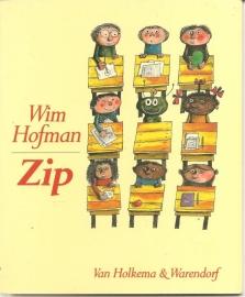 """Hofman, Wim: """"Zip""""."""
